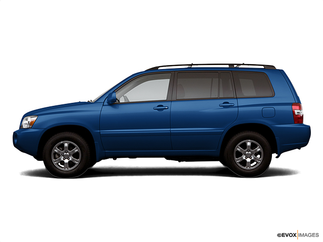 2006 Toyota Highlander Vehicle Photo in Decatur, IL 62526