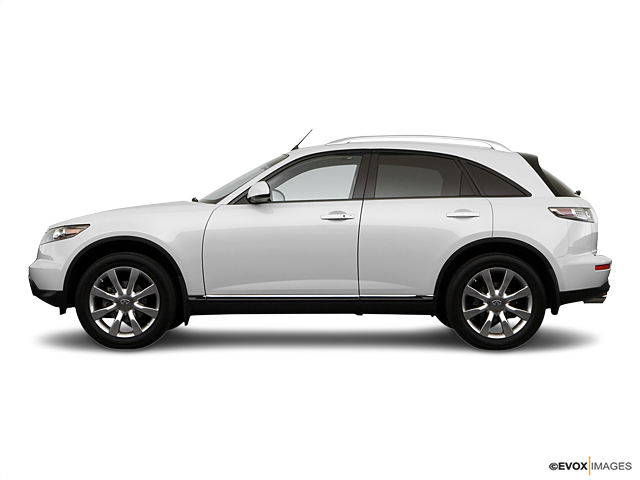2006 INFINITI FX35 Vehicle Photo in Fayetteville, NC 28303