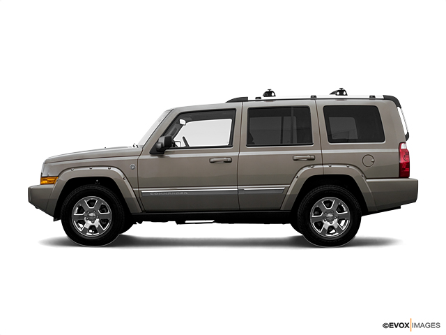 2006 Jeep Commander Vehicle Photo in Anchorage, AK 99515