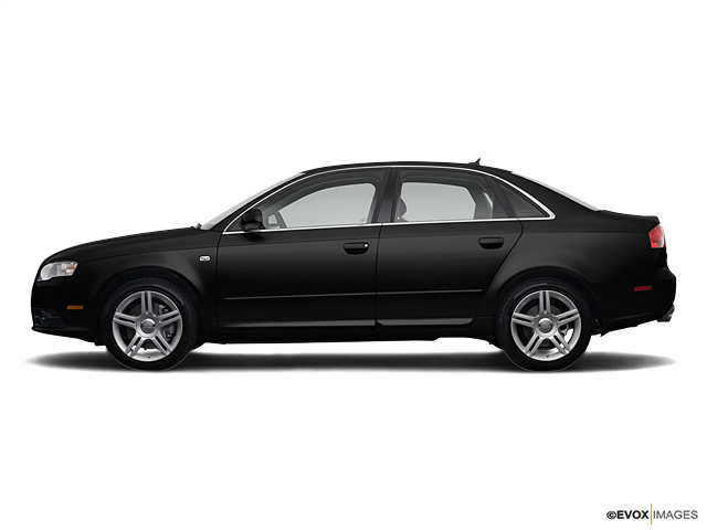 Used Car 2008 Brilliant Black Audi A4 2 0t For Sale In Nc