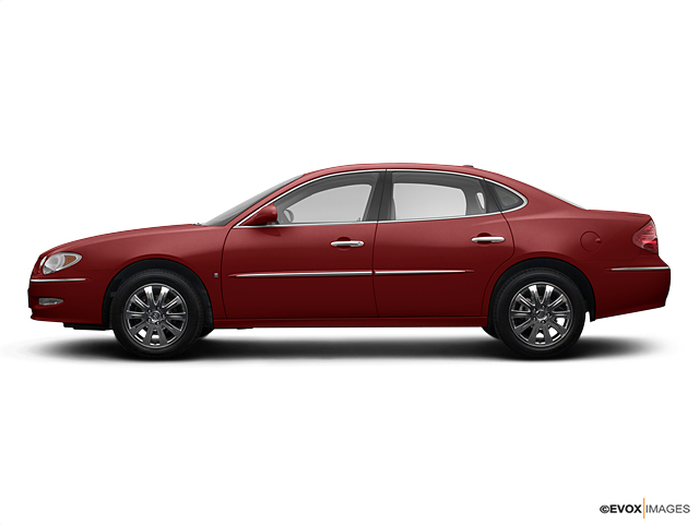 Used Scarlett Red 2008 Buick LaCrosse 4dr Sdn CXL for Sale ...