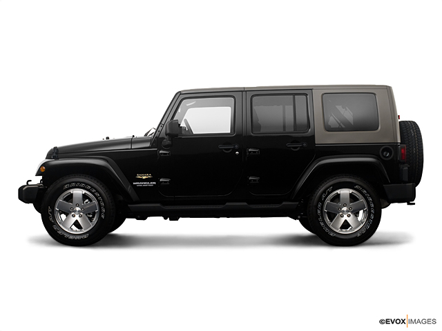 Mount Vernon Black 2009 Jeep Wrangler Unlimited Used For