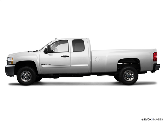 Used Chevrolet Silverado 2500HD Summit White For Sale in