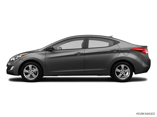 2012 Hyundai Elantra Vehicle Photo in Merrillville, IN 46410