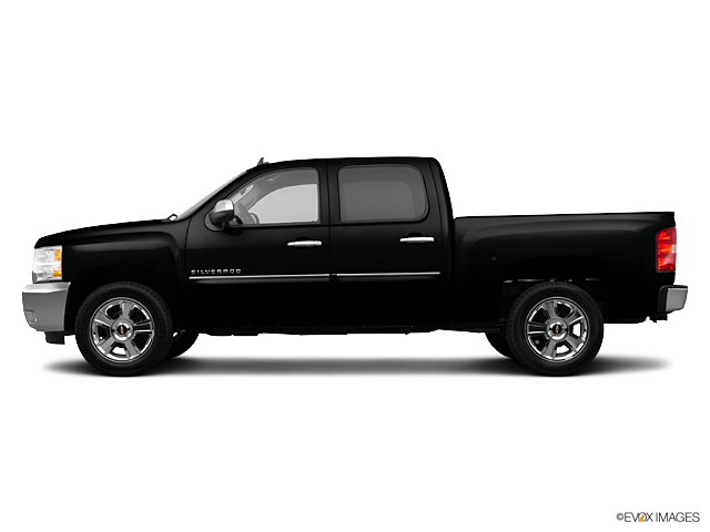 2013 Chevrolet Silverado 1500 Crew Cab Short Box 4 Wheel