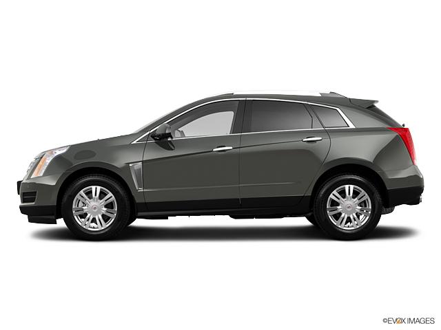 Used Evolution Green Metallic 2013 Cadillac Srx Suv For