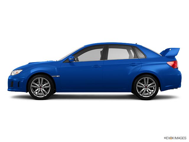 2013 Subaru Impreza Sedan Wrx For Sale Used Blue Pearl