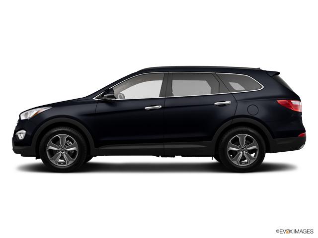Hatchett Hyundai West >> 2013 Hyundai Santa Fe GLS Becketts Black 4D Sport Utility