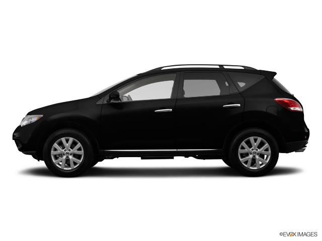 New orleans super black 2014 nissan murano used suv for for Mossy motors used cars
