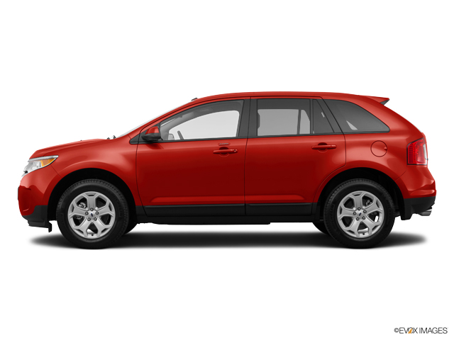 Used sunset metallic 2014 ford edge sel for sale terrell for Wylie musser motors terrell tx