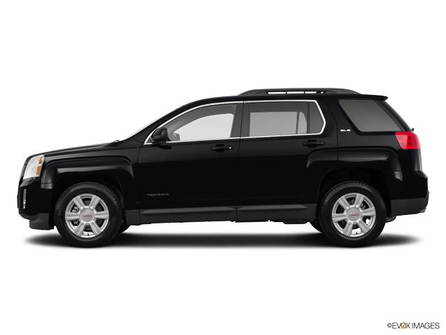 Woodbury Onyx Black 2015 GMC Terrain: Certified Suv for ...