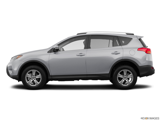 Orr Chevrolet Fort Smith Ar >> Fort Smith Classic Silver Metallic 2015 Toyota RAV4: Used ...