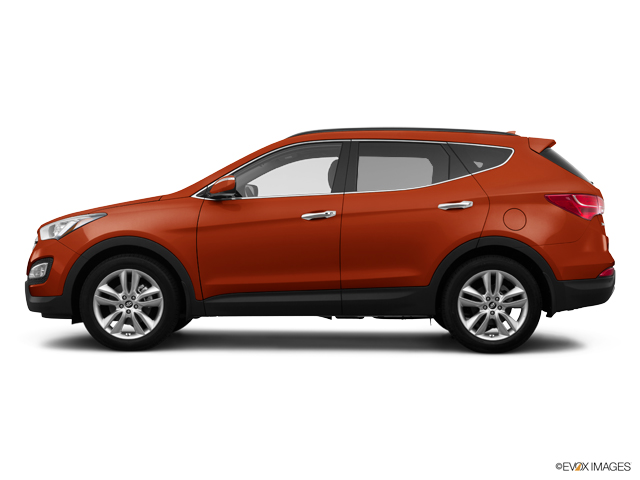 Used 2015 Canyon Copper 2 4l I4 16v Hyundai Santa Fe Sport