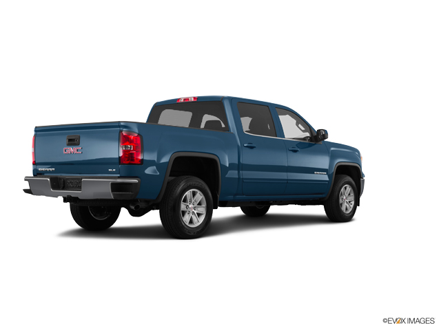 Test Drive A Used Gmc Sierra 1500 In Blue At Huston