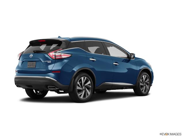 Colorado Springs Arctic Blue Metallic 2015 Nissan Murano