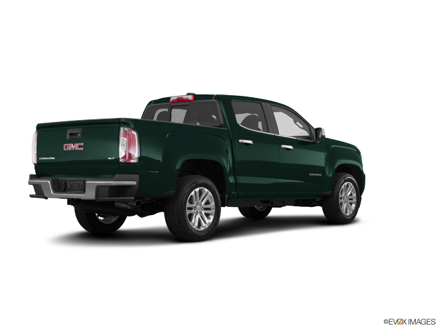 Used 2016 emerald green metallic gmc canyon for sale in for Berthod motors in glenwood springs