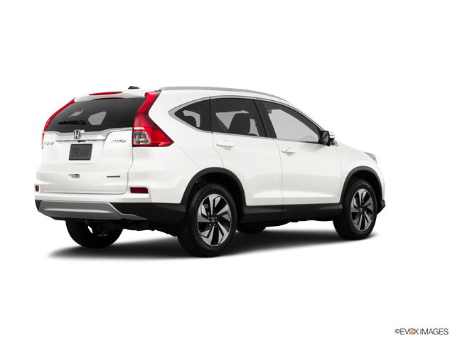2016 honda cr v touring 2wd in white diamond pearl for for Honda crv 2016 white
