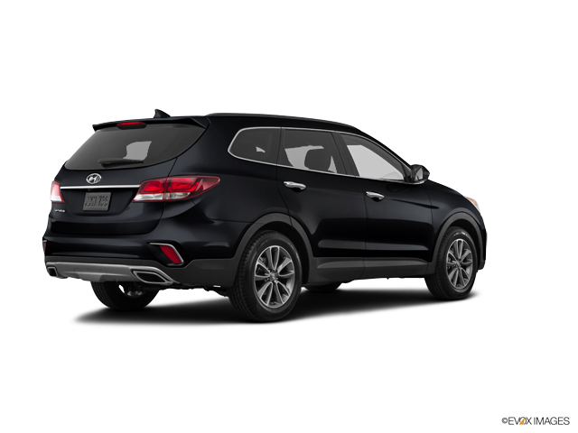Cleveland Becketts Black 2017 Hyundai Santa Fe Used Suv For Sale P8102