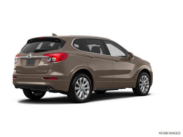 Woodbury Bronze Alloy Metallic 2016 Buick Envision ...