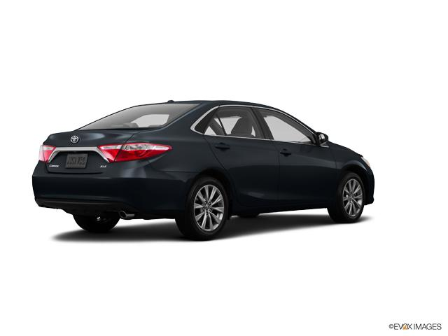 Used 2017 Toyota Camry Cosmic Gray Mica XLE Auto (SE) for ...