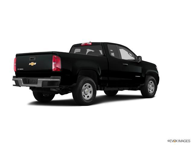 New 2017 Chevrolet Colorado Extended Cab Long Box 4 Wheel