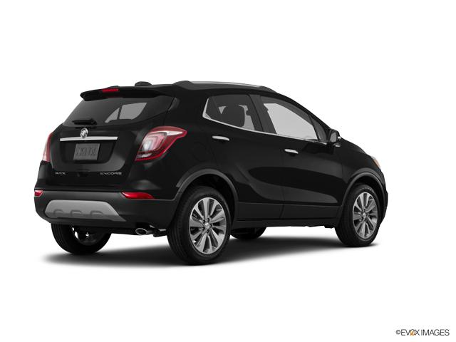 Find A Used 2017 Ebony Twilight Metallic Buick Encore