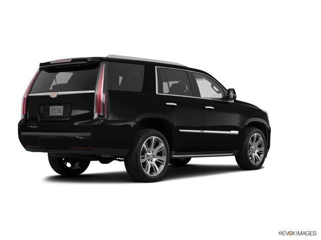 Certified Black Raven 2017 Cadillac Escalade In Kansas