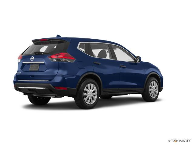 Used Caspian Blue 2017 Nissan Rogue Suv For Sale In