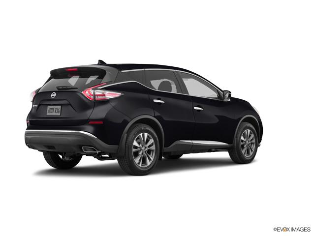 New orleans magnetic black metallic 2017 nissan murano for Mossy motors new orleans used cars