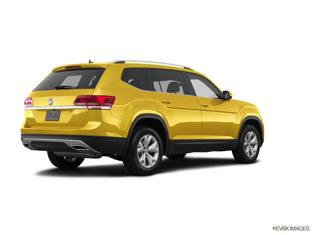 Kurkuma Yellow Metallic 2018 Volkswagen Atlas For Sale At Bergstrom Automotive Vin