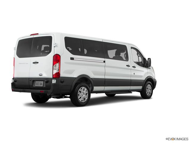 Purcell Oxford White 2018 Ford Transit Passenger Wagon ...