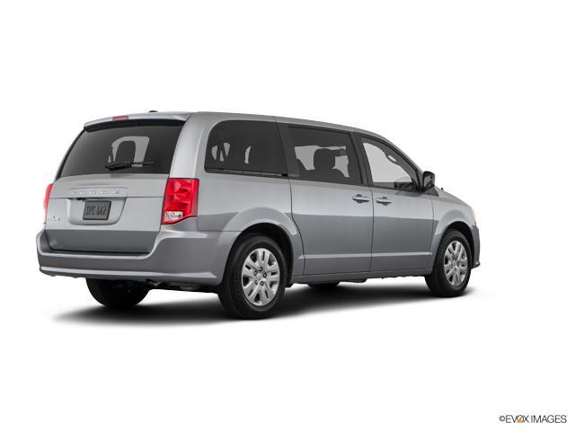 Deacon Jones Smithfield >> Billet Clearcoat 2018 Dodge Grand Caravan: Used Van for