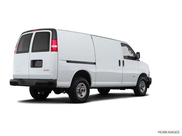 Hendrick Gmc Cary >> New Van 2018 Summit White GMC Savana Cargo Van For Sale in NC   1GTW7AFP0J1185730
