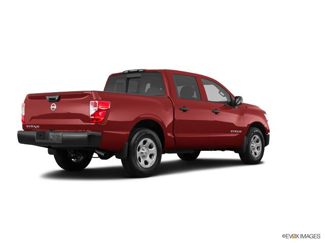 baton rouge cayenne red 2018 nissan titan new truck for sale iy77108. Black Bedroom Furniture Sets. Home Design Ideas