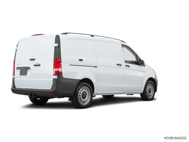White 2019 Mercedes-Benz Metris Cargo Van for Sale at Bergstrom