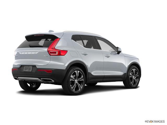 glacier silver metallic 2020 volvo xc40 for sale at bergstrom automotive