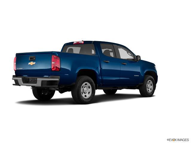 New 2020 Chevrolet Colorado Pacific Blue Metallic for sale ...