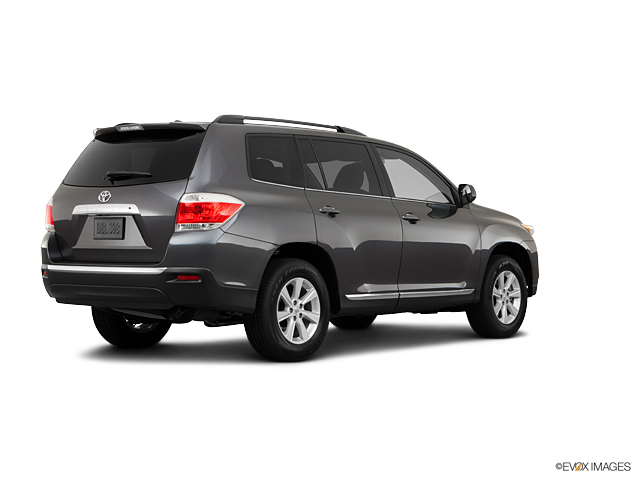 Used Suv 2011 Magnetic Gray Metallic Toyota Highlander