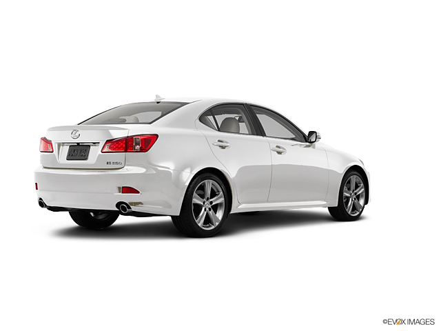 Used 2012 Lexus IS 250 for Sale at Bob Bell Chevrolet of ...