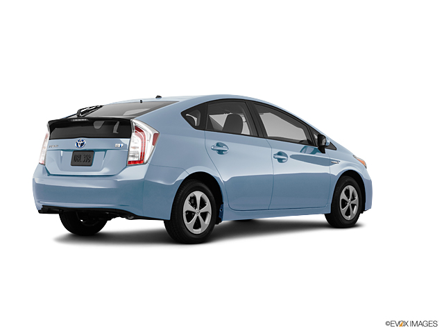 Used Car 2012 Sea Glass Pearl Toyota Prius Three For Sale