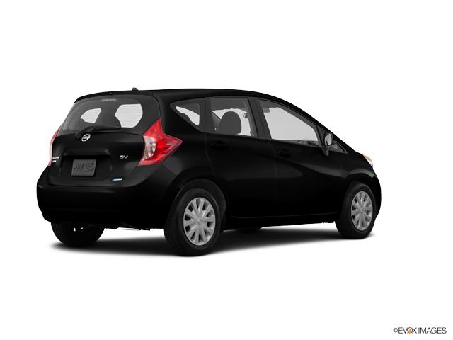 2014 Nissan Versa Note 5dr Hb Cvt 1 6 Sv Super Black