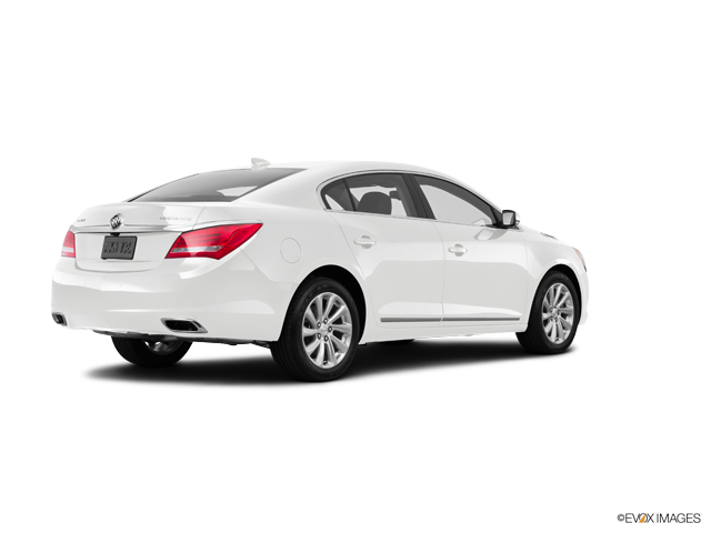 Certified Summit White Buick Lacrosse In Williamstown