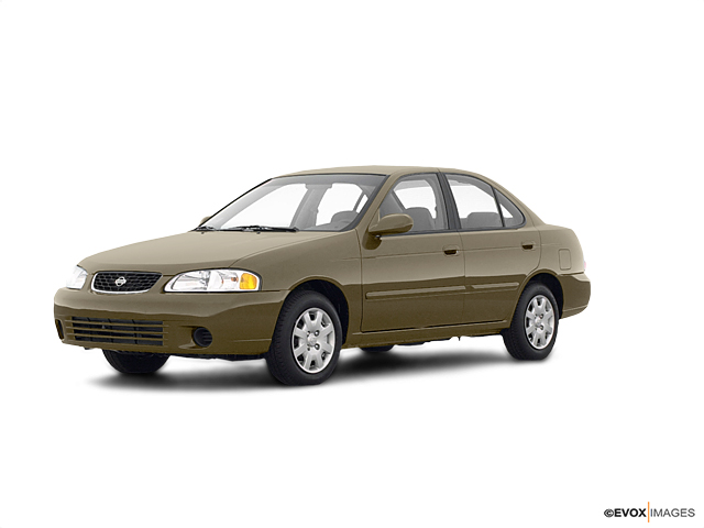 2002 Nissan Sentra Vehicle Photo in Frederick, MD 21704