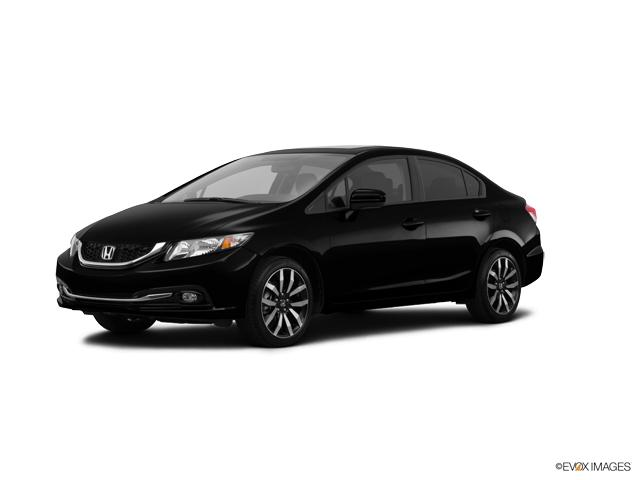 2015 Honda Civic Sedan Vehicle Photo in New Hampton, NY 10958