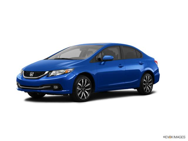 2015 Honda Civic Sedan Vehicle Photo in Colma, CA 94014