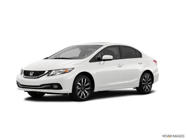 2015 Honda Civic Sedan Vehicle Photo in Odessa, TX 79762