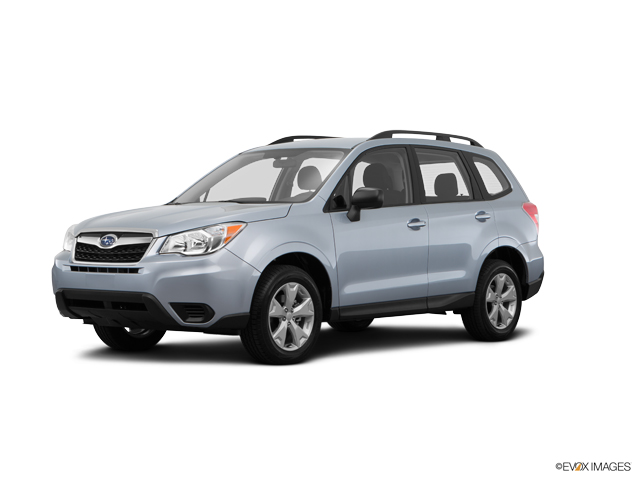 2015 Subaru Forester Vehicle Photo in Casper, WY 82609