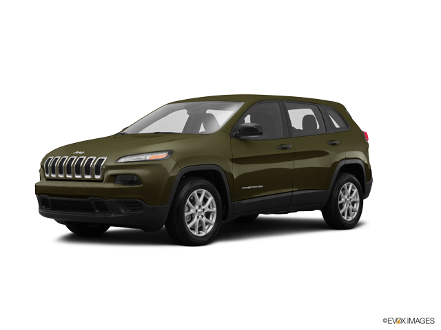 2015 Jeep Cherokee Vehicle Photo in Rockford, IL 61107