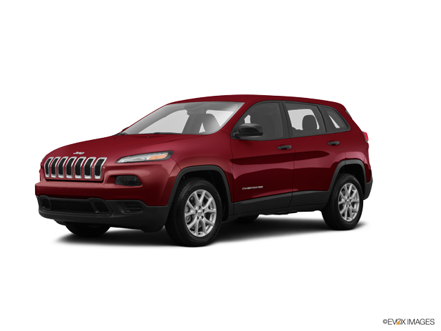 2015 Jeep Cherokee Vehicle Photo in Kernersville, NC 27284