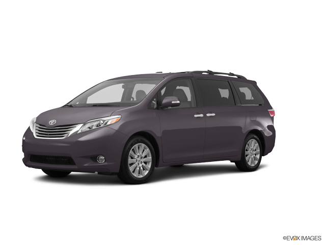 2015 Toyota Sienna Vehicle Photo in Richmond, TX 77469